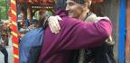 Sword Swallower Makes Triumphant Return As He Battles Severe Health Issues