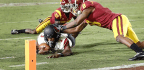 Trojans Get All the Stops They Need and Hang on Against the Utes
