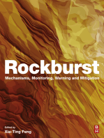 Rockburst: Mechanisms, Monitoring, Warning, and Mitigation