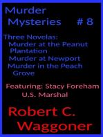 Murder Mysteries # 8
