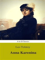 Anna Karenina (Best Navigation, Active TOC) (A to Z Classics)