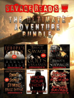 The Bruce Savage Savage Read's Ultimate Adventure E-book Bundle