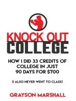 Knock Out College