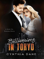 Billionaires in Tokyo