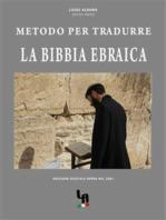 Metodo per imparare a tradurre la Bibbia Ebraica