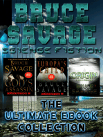Bruce Savage Science Fiction The Ultimate E-book Collection