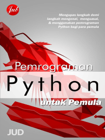 Pemrograman Python untuk Pemula: Pemrograman