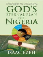 God's Eternal Plan for Nigeria