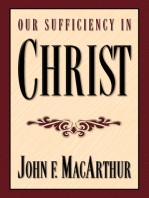 Our Sufficiency in Christ