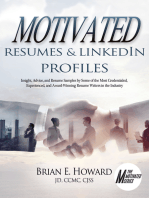 Motivated Resumes & LinkedIn Profiles