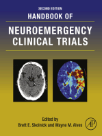Handbook of Neuroemergency Clinical Trials