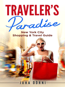 Traveler's Paradise - New York: New York City Shopping & Travel Guide