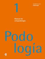 Manual de ortopodología