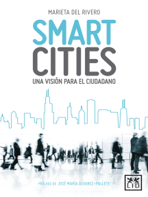 SMART CITIES: Una visión para el ciudadano