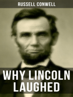 WHY LINCOLN LAUGHED