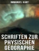Schriften zur physischen Geographie