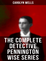 The Complete Detective Pennington Wise Series