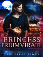Princess Triumvirate (Pirate Princess, # 2)