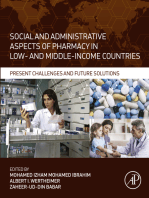 Social and Administrative Aspects of Pharmacy in Low- and Middle-Income Countries
