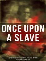 ONCE UPON A SLAVE