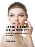 94 Acne Clearing Meal and Juice Recipes