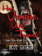 Have Vampire, Will Travel - Case File