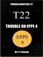 Trouble on Eppe 4 (Troubleshooters 22)
