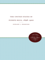 The United States in Puerto Rico, 1898-1900