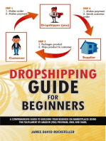 Dropshipping Guide for Beginners