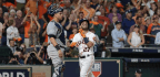 Astros Awake From ALCS Slumber To Rout Yankees 7-1 And Force A Deciding Game 7