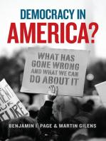 Democracy in America?