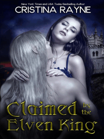 Claimed by the Elven King: Elven King Series, #1