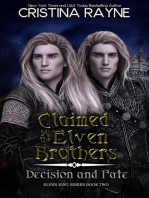 Claimed by the Elven Brothers