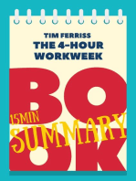 "Book Review & Summary of Timothy Ferriss' ""The 4-Hour Workweek"" in 15 Minutes!"