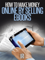 How to Make Money Online by Selling eBooks