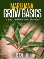 Marijuana Grow Basics