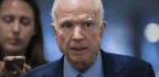 McCain Takes Swipe At President For Vietnam 'Bone Spur' Deferment