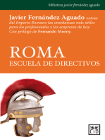 Roma, escuela de directivos