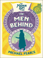 The Mamur Zapt and the Men Behind (Mamur Zapt, Book 4)
