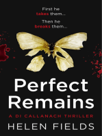 Perfect Remains (A DI Callanach Thriller, Book 1)