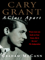 Cary Grant: A Class Apart (Text Only)