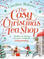 The Cosy Christmas Teashop