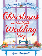 Christmas at the Little Wedding Shop (The Little Wedding Shop by the Sea, Book 2)