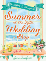 Summer at the Little Wedding Shop (The Little Wedding Shop by the Sea, Book 3)
