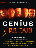 Genius of Britain (Text Only)