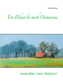 Von Uelsen bis nach Ootmarsum: Gemalte Bilder + Buch = Bilderbuch 3