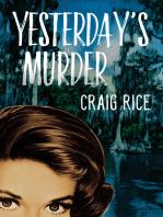 Yesterday's Murder