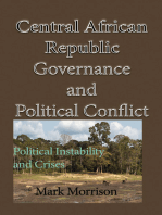 Central African Republic Governance and Political Conflict