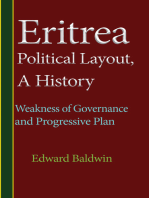 Eritrea Political Layout, a History