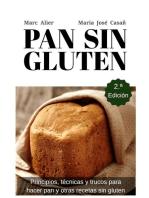 Pan Sin Gluten. Segunda Edición